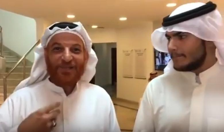 سعودي يلتقي بابنه بعد 20 سنة اختطاف