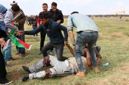 الاحتلال يستهدف مجموعة من المواطنين شرق غزة