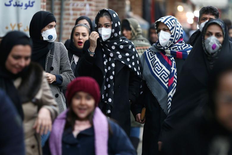 """ارتفاع عدد وفيات """"كورونا"""" في إيران إلى 14 شخصًا"""