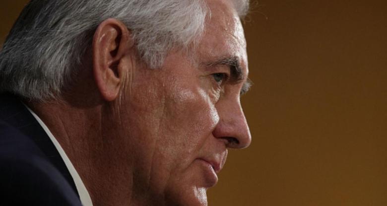 وزير الخارجية الأميركي يمنع الصحفيين باستثناء واحد