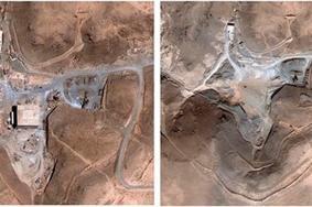 كيف علّق المسؤولون الإسرائيليون على قصف المفاعل السوري؟