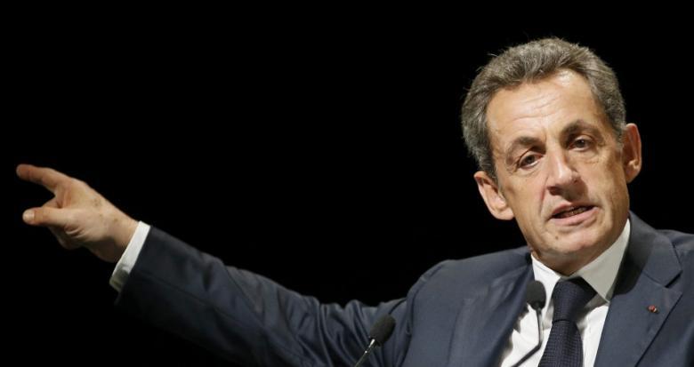 الشرطة الفرنسية توقف الرئيس الفرنسي السابق ساركوزي