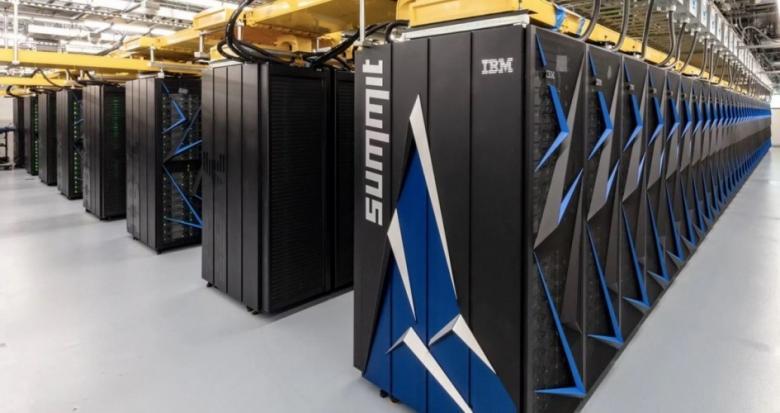 كمبيوتر ينهي بثانية عملية حسابية تستغرق 6 مليارات سنة
