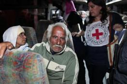 17 من أهالي أسرى غزة يتوجهون لزيارة أبنائهم