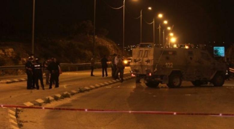 جيش الاحتلال يغلق مداخل بيت عينون شمال الخليل