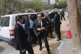 المخابرات المصرية تستكمل جهودها وتنجح باحتواء التصعيد بغزة