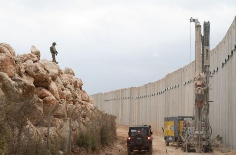 الجيش الإسرائيلي ينشر منظومة تكنولوجية على الحدود مع لبنان