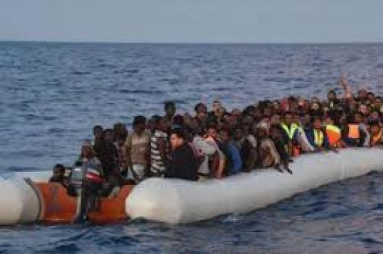 غرق 194 مهاجرا في البحر المتوسط منذ بداية العام الجاري