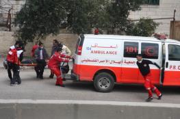 مصرع فتى وإصابة آخر في حادث سير غرب رام الله