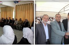 مديرية شمال غزة تواصل فعاليات مشروع التثقيف الصحي