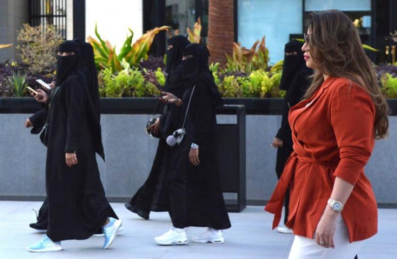 """""""أمن الدولة"""" السعودية تتراجع عن وصف """"النسوية"""" بالتطرف"""