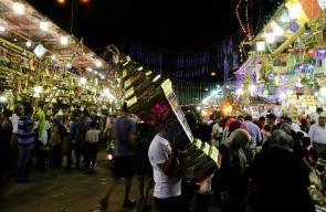 استعدادات أسواق القاهرة لاستقبال شهر رمضان المبارك