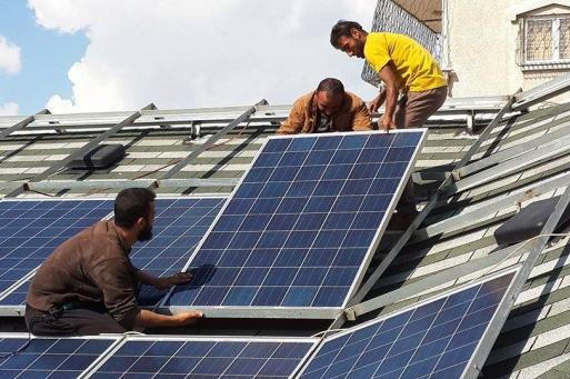 غزة باستطاعتها توفير 33% من كهربائها من الشمس