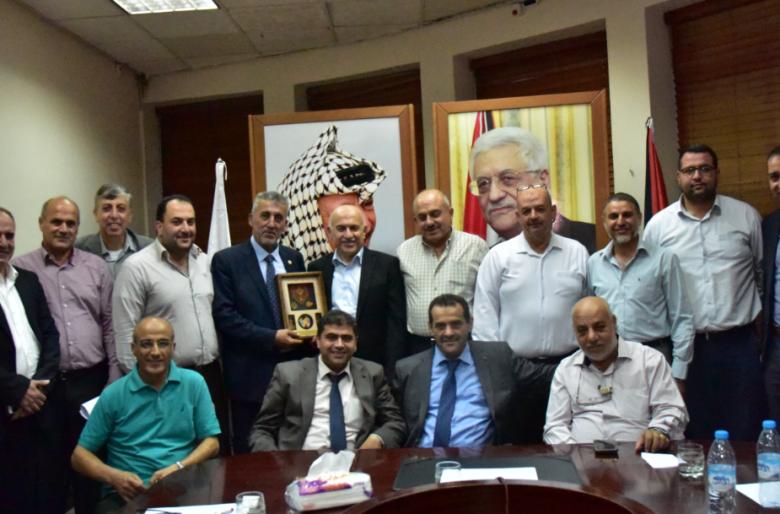 تشكيل لجنة تنسيقية لمتابعة القضايا الهندسية
