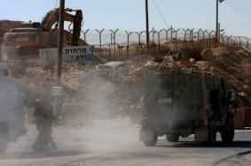 مقتل إسرائيلي بإطلاق نار من الأراضي المصريّة