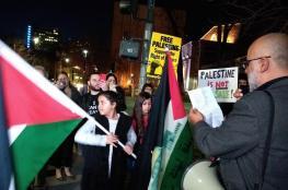 """مسيرات تضامنية تجوب مدنا أميركية تنديدا ورفضا لـ """"صفقة القرن"""""""