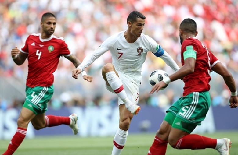 هذا ما قاله رونالدو عن منتخب المغرب