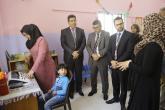 مجموعة الاتصالات الفلسطينية تدعم جمعية المغازي للتأهيل المجتمعي