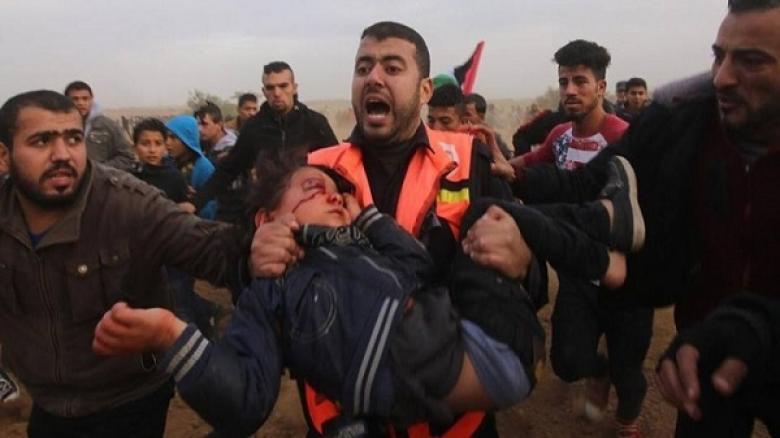 الصحة تنشر إحصائية شهداء وجرحى مسيرات العودة بغزة