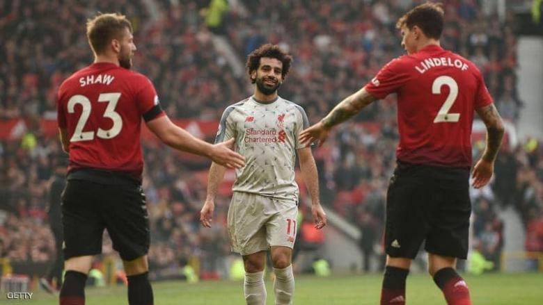 ليفربول يواجه مانشستر يونايتد.. وموعد مع التاريخ