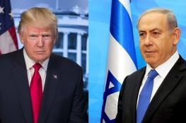 ترامب يكذّب نتنياهو: لن أنقل السفارة للقدس هذا العام