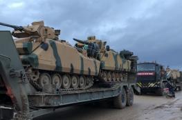 تركيا تدمر 115 هدفا للنظام السوري وأردوغان يترأس اجتماعا أمنيا