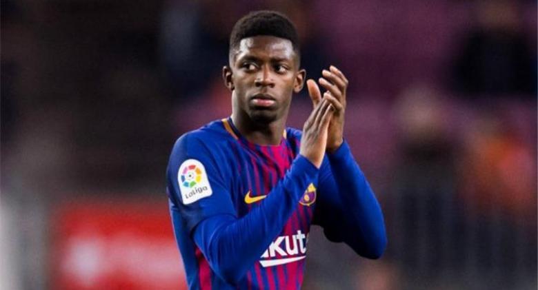 عثمان ديمبلي خارج برشلونة في حالة واحدة!