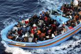 إنقاذ آلاف المهاجرين في المتوسط قبالة ليبيا