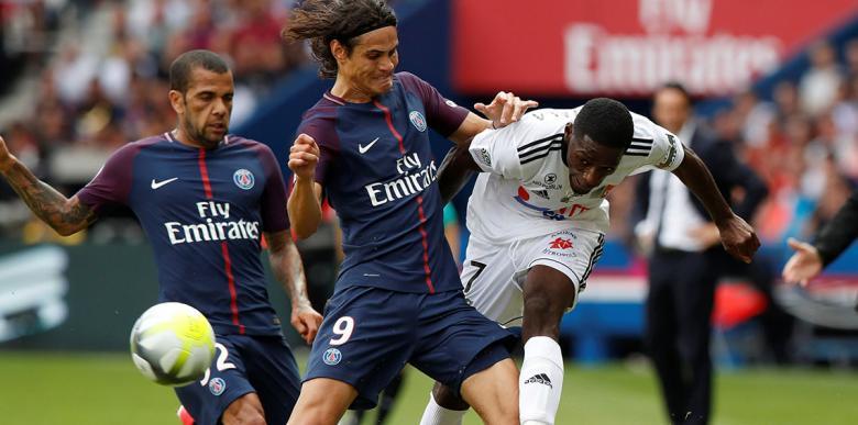 سان جيرمان يتأهل على حساب إميان بكأس فرنسا