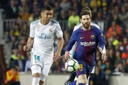 كاسيميرو يثير أزمة في ريال مدريد قبل الكلاسيكو