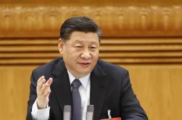 شعر الرئيس الصيني يلفت أنظار الحضور.. ولكن ما السبب؟