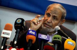 هكذا عقب الزهار على وفاة الرئيس مرسي