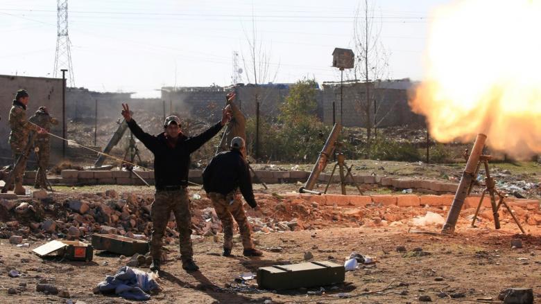 غارات التحالف تقتل 27 مدنيا والجيش يتقدم بالموصل