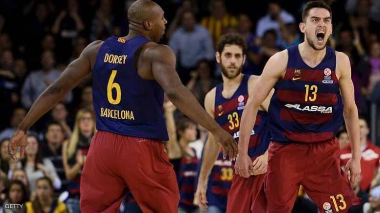 حتى في السلة.. برشلونة يهزم الريال ويحرز كأس الملك
