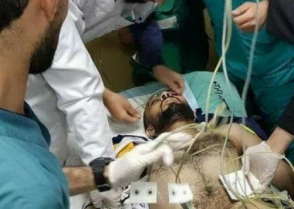 استشهاد الصحفي أحمد أبو حسين متأثراً بإصابته برصاص الاحتلال