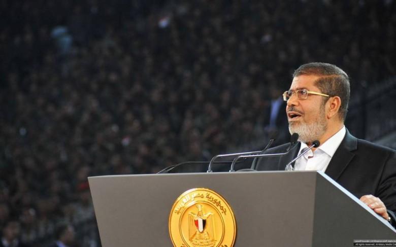 """""""رايتس ووتش"""" يحمل النظام المصري مسؤولية وفاة مرسي"""