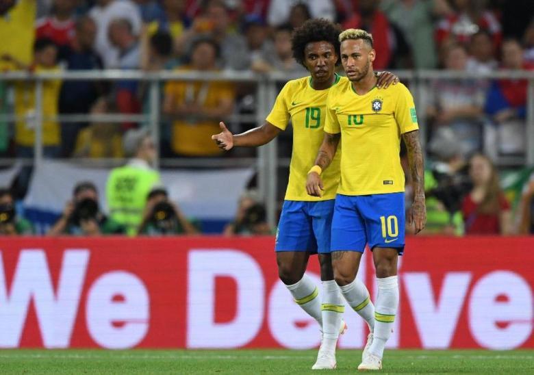 كوبا أميركا: ويليان مع البرازيل بدلا من نيمار