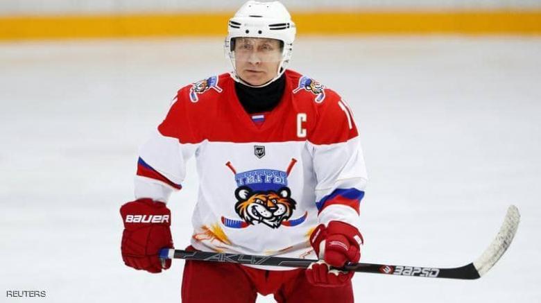 """فيديو.. بوتن يسجل """"هاتريك"""""""