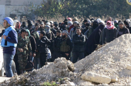 """حمص بانتظار """"أكبر عملية تهجير"""""""