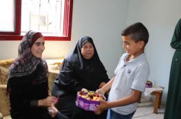 المتفوقة الأطرش تهدي نجاحها للوطن الفلسطيني السليب