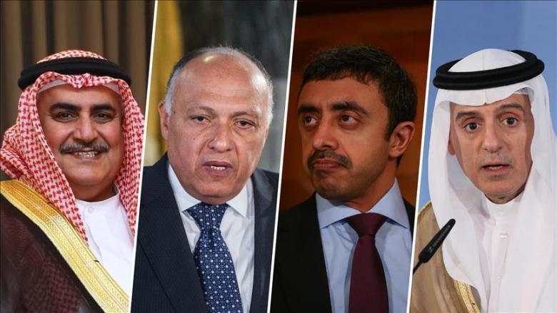 دول حصار قطر: إجراءاتنا مستمرة حتى تنفيذ مطالبنا كاملة