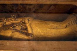 مقبرة توت عنخ آمون تظهر أسرارا غامضة قريبا