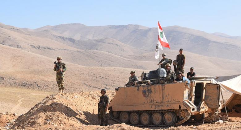 جيش لبنان يصدر بيانا بشأن العملية العسكرية الإسرائيلية