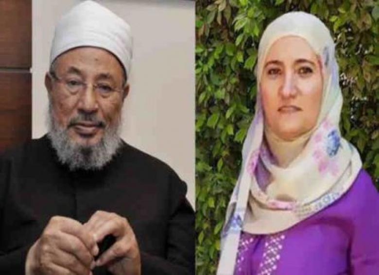 مصر.. السلطات تفرج عن ابنة القرضاوي وعلاء عبد الفتاح
