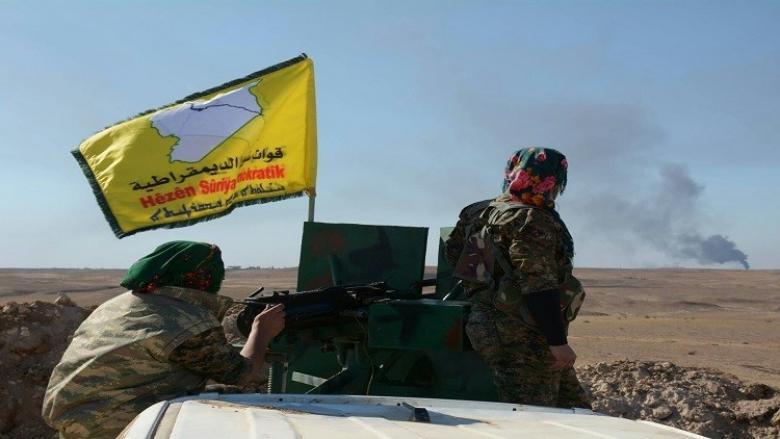 قوات سوريا الديمقراطية تسيطر على 90 % من الرقة