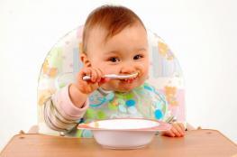 إطعام الرضع بيضة يومياً تعالج مشاكل النمو