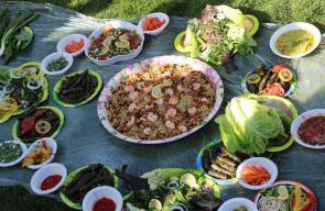 مديرية تعليم الوسطى تنظم مسابقة الطهي الخلوي