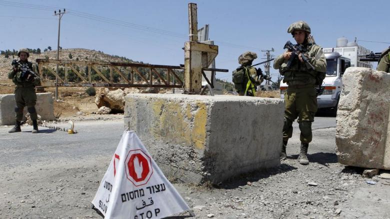 الاحتلال يقرر إغلاق الضفة ومعابر غزة الإثنين ليلاً