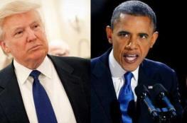 أوباما: لدي مخاوف من تولي ترمب الرئاسة