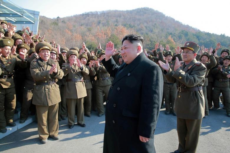 زعيم كوريا يهدد ترامب: رصاصة مقابلها صاروخ